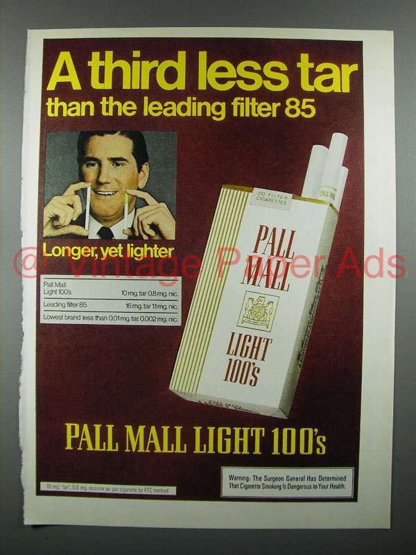 how to say pall mall cigarettes