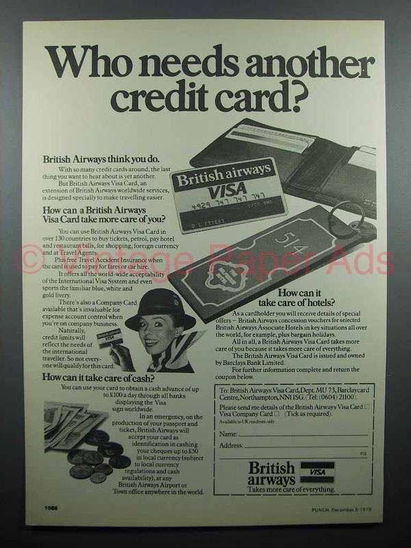 british airways credit card debacle The british airways visa has a new offer with a $0 introductory annual fee it always pains me to see people not maximizing their credit card spend.
