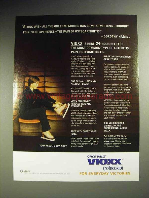 merck vioxx paper