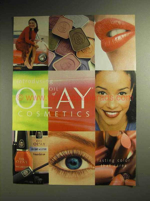 olay ad Olay white radiance brightening intensive cream gives you fairer skin in only 4 weeks, reducing the appearance of dark spots and protecting against sun.