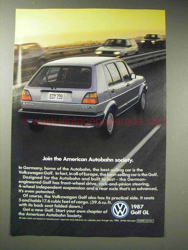 Advertisement coursework volkswagen golf essay