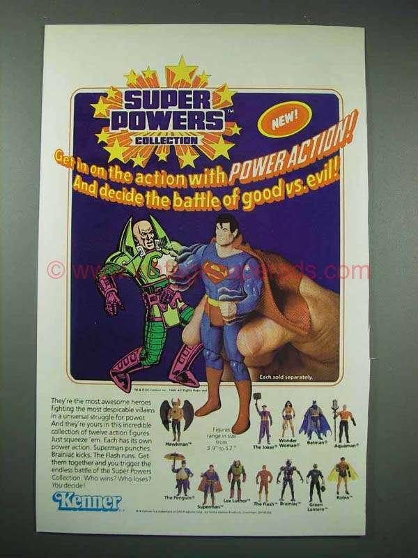 super powers essay