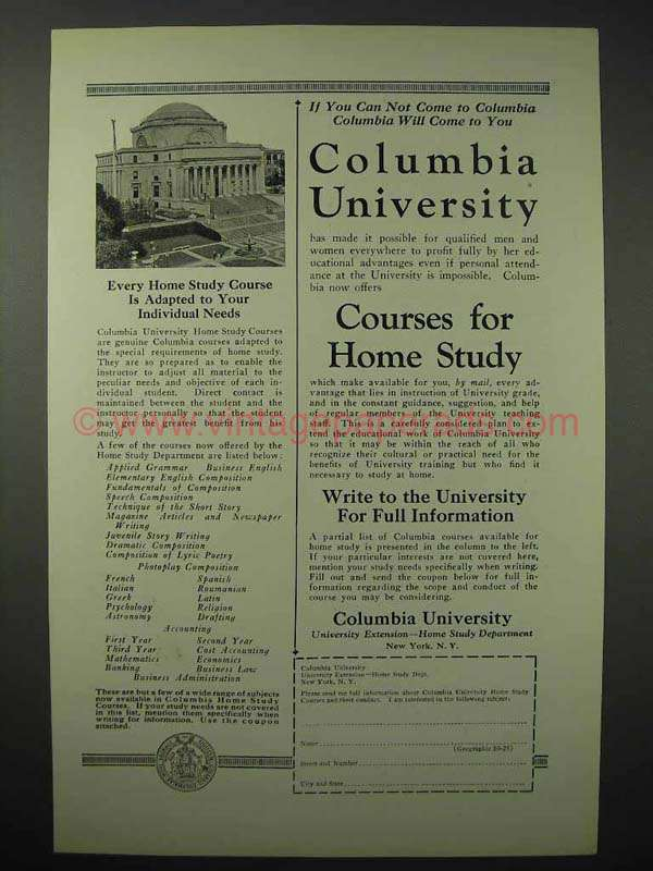 Write my courseworks at columbia