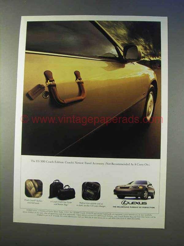 1990 lexus ls400 car ad brain child of 1400 brains. Black Bedroom Furniture Sets. Home Design Ideas