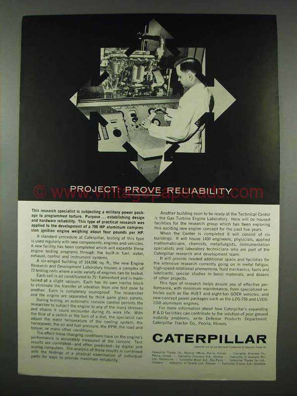 caterpillar corporation essay