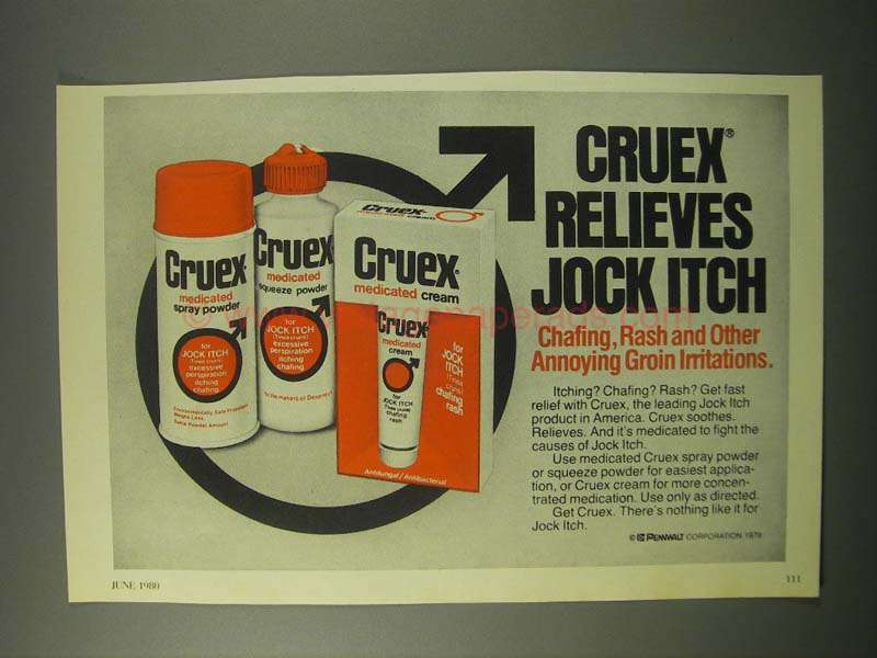 how to fix jock itch