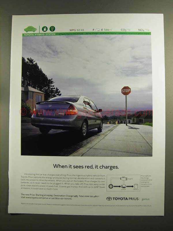 Toyota advertising