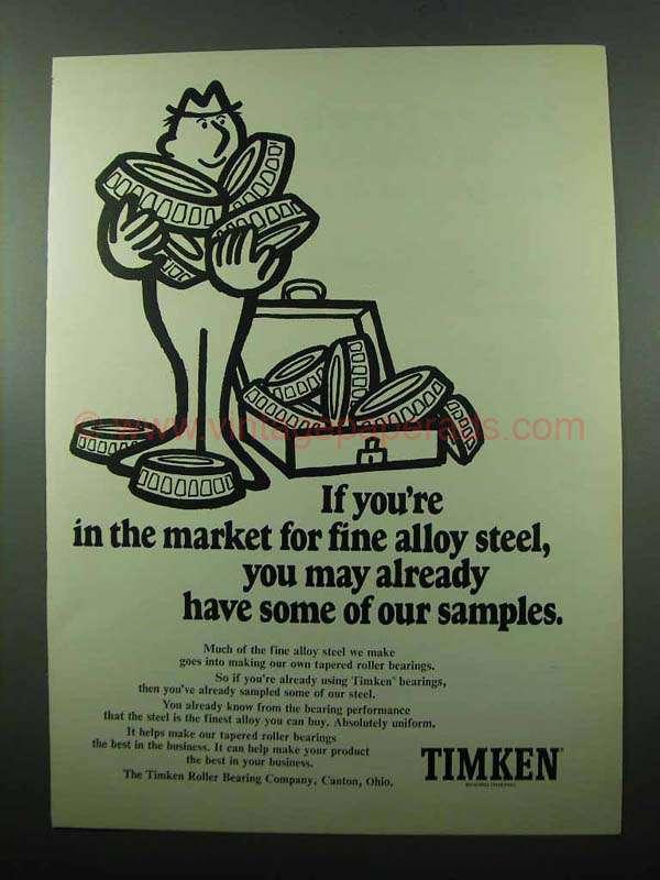 The Timken Company Essay Sample