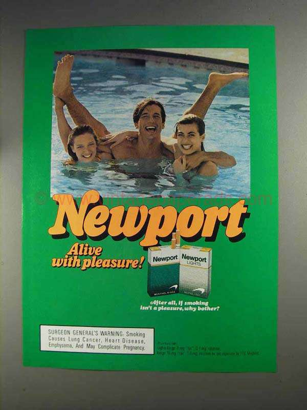 In general, choose a Newport cigarettes to examine in tomato before clothes, to see if it was left intact, send out health luster, not to be too dry brittle. Newport cigarettes taste tend to be more rough sheen to lead to worse, whether its rich aroma.(if not, it may be said is stored misconduct).