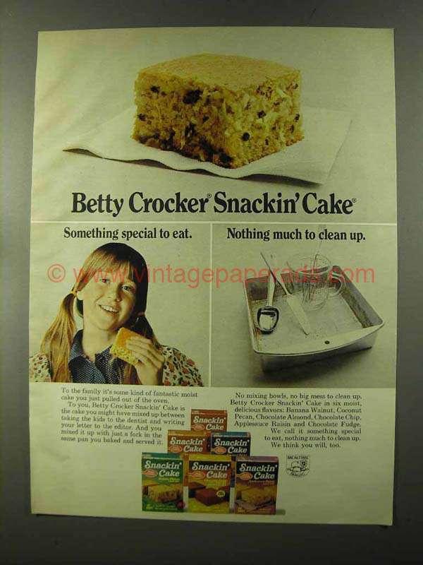 VINTAGE 1973 BETTY CROCKER'S COOKBOOK ~RING