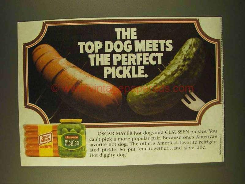 1977 oscar mayer cold cuts ad enjoy the season. Black Bedroom Furniture Sets. Home Design Ideas