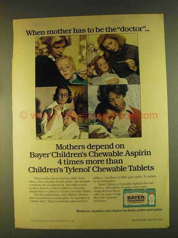 childrens aspirin essay Doctors have yet to reach a verdict on whether some otc painkillers are safe to  take with daily low-dose aspirin the main concern: the pills may interfere with.