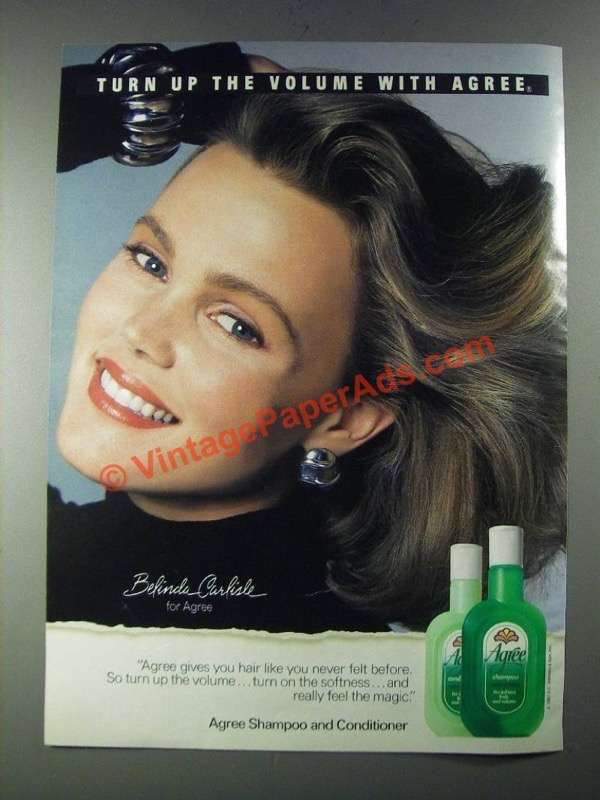 what happened to agree shampoo