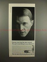 1968 Dep For Men Ad w/ Dan Gurney, Got Something to Say