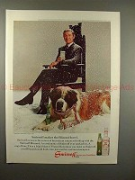 1969 Smirnoff Vodka Ad w/ Johnny Carson - Blizzard Howl