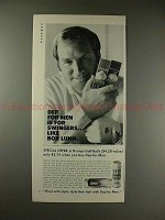 1970 Dep for Men Ad w/ Bob Lunn - For Swingers!!