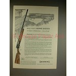 1962 Browning Automatic-5 Shotgun Ad - Square Shooter