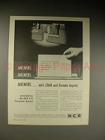 1963 NCR 315 CRAM Computer Ad - Answers!