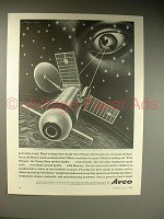1963 Avco Ad w/ art by Artzybasheff - Take a Look