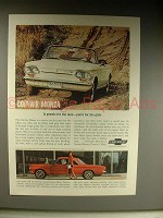 1963 Chevrolet Corvair Monza - Purrs for the Girls