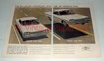 1964 Chevrolet Impala Sport Coupe Car Ad!