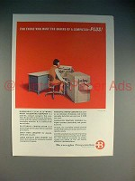 1965 Burroughs E 2190 Direct Accounting Computer Ad!