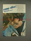 1965 Pepsi-cola Soda Ad - Come Alive, Generation!