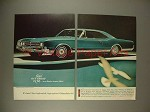 1966 Oldsmobile Delta 88 Car Ad - Step Out Front!