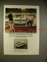 1966 Chris-Craft 36' Double-Cabin Yacht Ad!