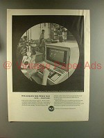 1967 RCA Computer Ad - Help Children Learn More, Faster