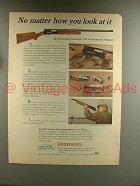 1967 Browning Automatic-5 Shotgun Ad - Look At It!