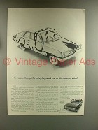 1967 Volvo Car Ad - Named After The Wrong Animal