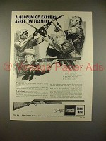 1968 Franchi Automatic Shotgun Ad - Quorum of Experts