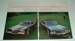 1969 Lincoln Continental, Continental Mark III Car Ad - Distinguished