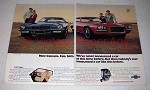 1970 Chevrolet Camaro Sport Coupe w/ RS Equipment Ad