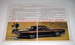 1972 Lincoln Continental Car Ad - Get More than Status