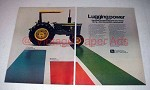 1972 John Deere 2030 Tractor Ad - Lugging Power!