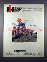 1972 International Harvester 710 Plow Ad!