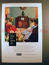 1948 Du Mont Savoy Television Ad - Most Welcome