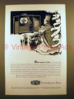 1949 Du Mont Bradford Television Ad - Once Upon a Time