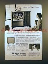 1957 Magnavox High Fidelity Television Ad!
