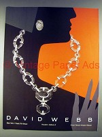1985 David Webb Jewelry Ad!