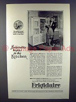 1926 Frigidaire Electric Refrigerator Advertisement - Hospitality