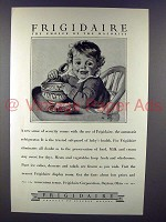 1928 Frigidaire Refrigerator Ad - The Choice of the Majority