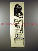 1940 Pard Dog Food, Pard-Lite Ad - Cocker Spaniel