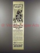 1950 Kellogg's Gro-Pup Dog Food Ad - Aw-Please!