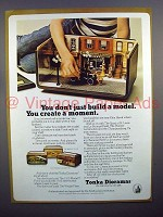 1974 Tonka Dioramas Toy Ad - 1913 Model T Ford