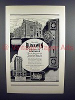 1926 Russwin Hardware Ad - University of Washington