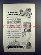 1927 Te-Pe-Co Bath Fixtures Ad - First National Bank