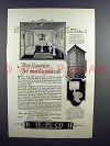 1927 Te-Pe-Co Bath Fixtures Ad - Second National Bank